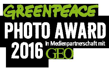 Greenpeace Photo Award 2016